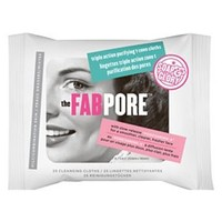 Soap & Glory™ Fab Pore™ Triple Action Purifying T-Zone Cloths 25s