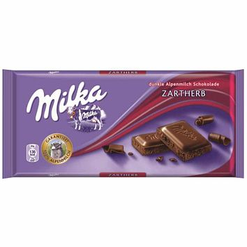 Milka Dark Chocolate 3.5 oz. (100g)