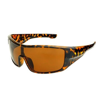 Sporty Fashion Shield Biker Mens Sunglasses Shades S02