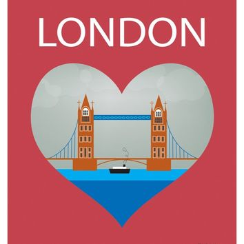 London, England - Heart