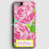 Lilly Pulitzer First Impression Rose Inspired Iphone 6 Plus/6S Plus Case | Aneend