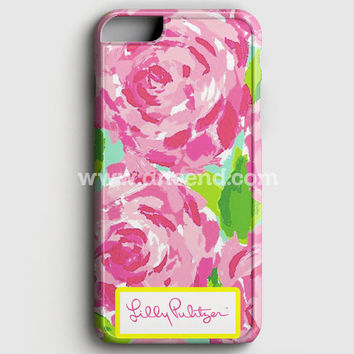Lilly Pulitzer First Impression Rose Inspired iPhone 7 Case | Aneend