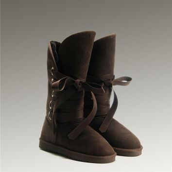 UGG Roxy Tall 5818 Boots Chocolate