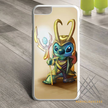 stitch loki Custom case for iPhone, iPod and iPad