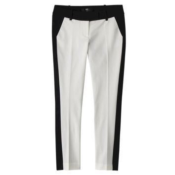 Mossimo® Women's Striped Ankle Pant - Assorted Colors