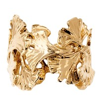 Aurelie Bidermann Gingko Ring - Uzerai - Farfetch.com