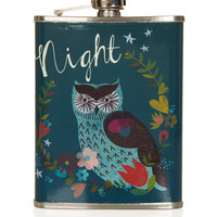 Night Owl Hip Flask - Gifts & Novelty - Bags & Accessories - Topshop USA