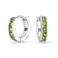 Bling Jewelry Summer Born Hoops