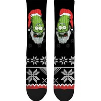 Rick and Morty Christmas Socks