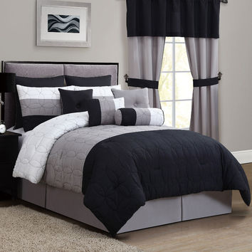 Comforter Set (20 Pieces)