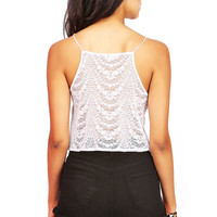 Lacey Mist Cami