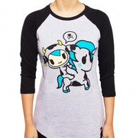 Moofia Pony Pop Long Sleeve Tee