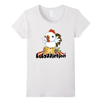 Boba Tea Bubble Tea Year of the Rooster Chinese Zodiac Shirt
