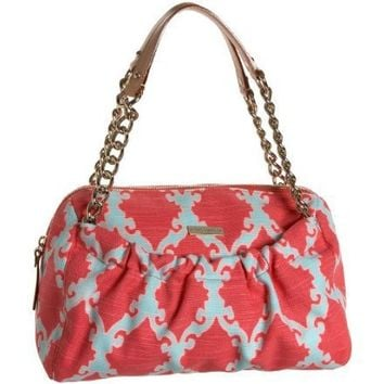 Kate Spade Terrazzo Jeanette Satchel - designer shoes, handbags, jewelry, watches, and fashion accessories | endless.com
