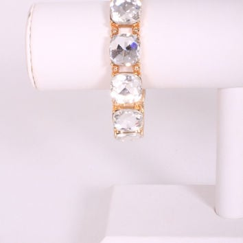 In Crystal Clear Bracelet