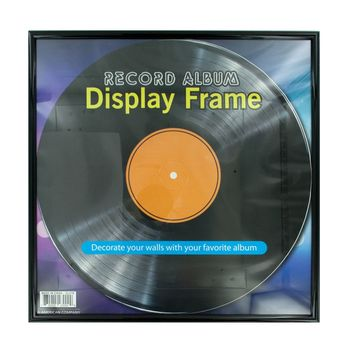 Record Album Display Frame Case Pack 4