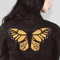 Mariposa Denim Jacket