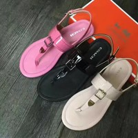 shosouvenir : COACH  Fashion casual women flip flops