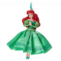 Disney 2018 The Little Mermaid Ariel Sketchbook Christmas Ornament New with Tag