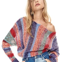 Free People Horizon Pullover
