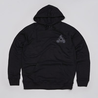Flatspot - Palace Jungle Dream Hooded Sweatshirt Black