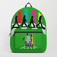 All You Need Is Backpacks by Alan Hogan