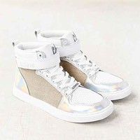 Eleven Paris Holo High-Top Sneaker