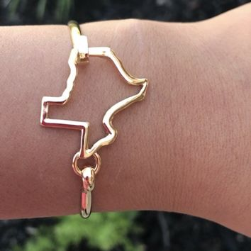 Texas Bar Bangle