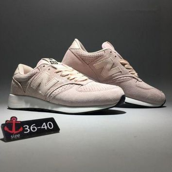 DCCK1IN new balance 420 women fashion sport casual n words sneakers running shoes