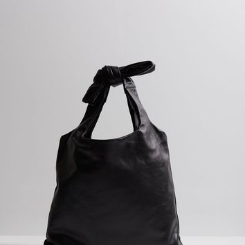 Knot Medium Tote Bag by Jil Sander- La Garçonne