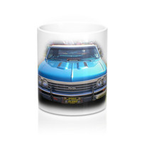 Chevelle Coffee Mug, Muscle Car Mug