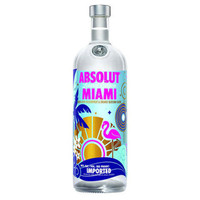 Absolut Vodka Miami 750ml