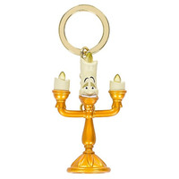 Disney Parks Beauty and the Beast Lumiere Keychain New with Tag