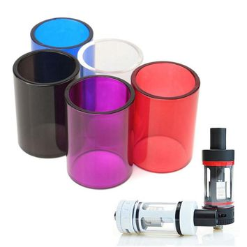 Atomizer Replacement Round Pyrex Glass Bin for KANGERTECH Subtank Tank Atomizer Vaporizer for Electronic Cigarette Gifts