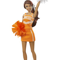 University of Tennessee Barbie Doll (African American) - Barbie College Dolls | Barbie Collector