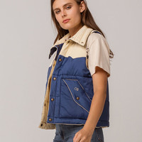 OP Stoked Womens Puffer Vest