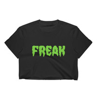 FREAK Crop Top from GHOULBABE