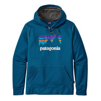 Patagonia Men's Shop Sticker PolyCycle Hoody