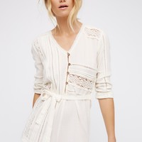 Free People Piecing It Together Romper