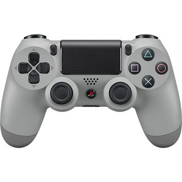 Sony - DualShock 4 Wireless Controller 20th Anniversary Edition - Gray