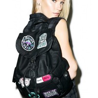 Disturbia Numb Backpack | Dolls Kill