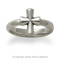 Sign of Faith Ring from James Avery