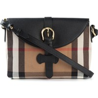 Burberry 'nova Check' Crossbody Bag - Etre - Vestire - Farfetch.com