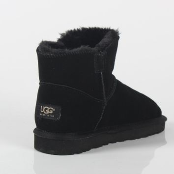 UGG 2018 winter new women's models plus velvet warm boots