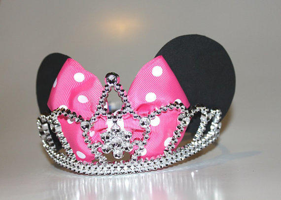 Minnie Mouse Princess Tiara Minnie Mouse From