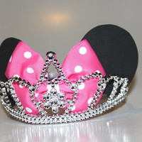 Minnie Mouse Princess Tiara, Minnie Mouse Ears