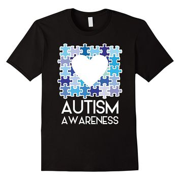 Autism Shirts Autism Awareness Ribbon hot Summer funny cool Fashion Printed Hipster Tops men's T Shirt plus men size dress