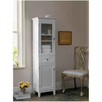 Fieldcrest Armoire - White