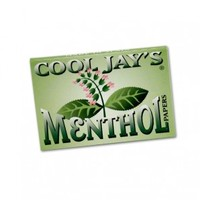 Cool Jay's Menthol Regular Size Rolling Papers - Single Pack - Flavored Papers - Rolling Papers & Blunts - Rolling Accessories - Grasscity.com
