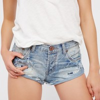 Free People Roller Cutoffs